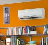 Ductless Air Handler