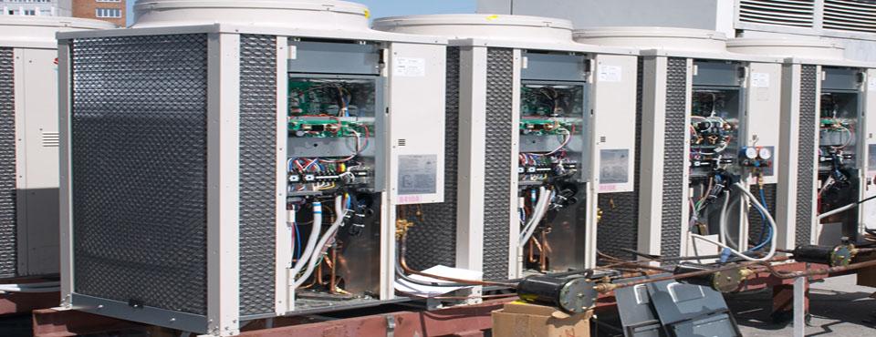 Commercial AC Repair, Maintenance & Installation