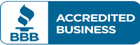 Beter Busines Bureau (BBB) Accredited