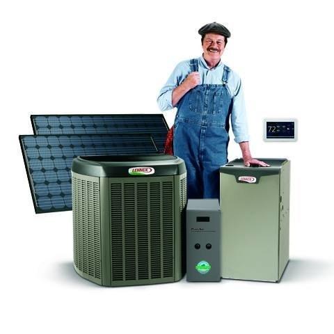 Lennox solar ready velocity air conditioning for Lennox program