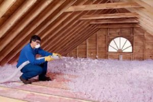 Blown In Insulation By Velocity Air Serving Clearwater
