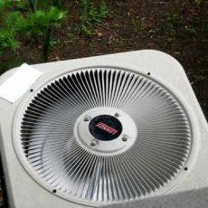 AC Fan is not Spinning